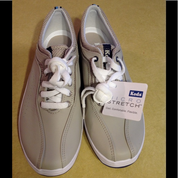 Keds Micro Stretch Womens Tennis Shoes
